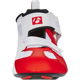 Bontrager Hilo Triathlon Shoes Men Red/White